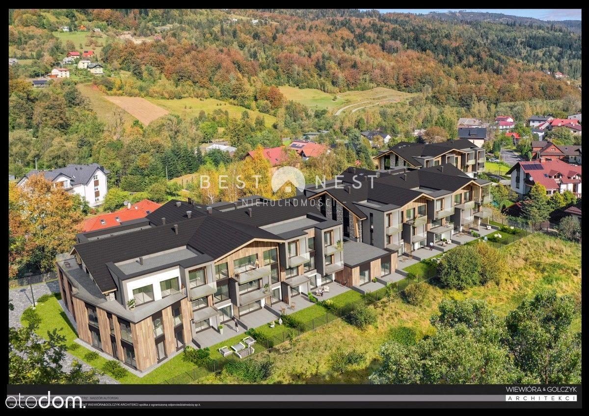 Widokowy apartamenty Szczyrk