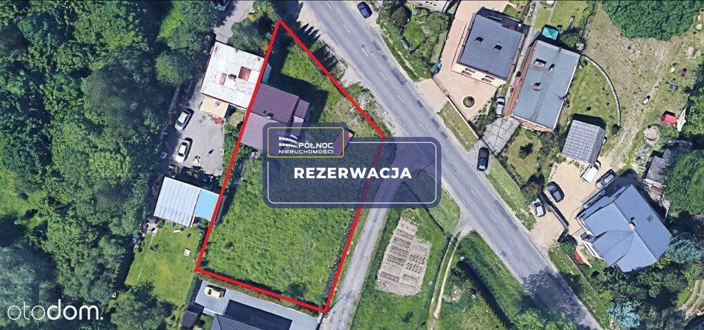 Dom z działką 1142m2, Będzin - Łagisza