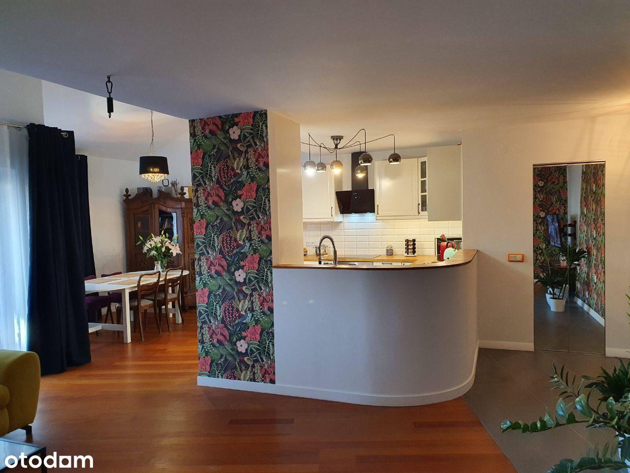 Mieszkanie na zielonym Wawrze