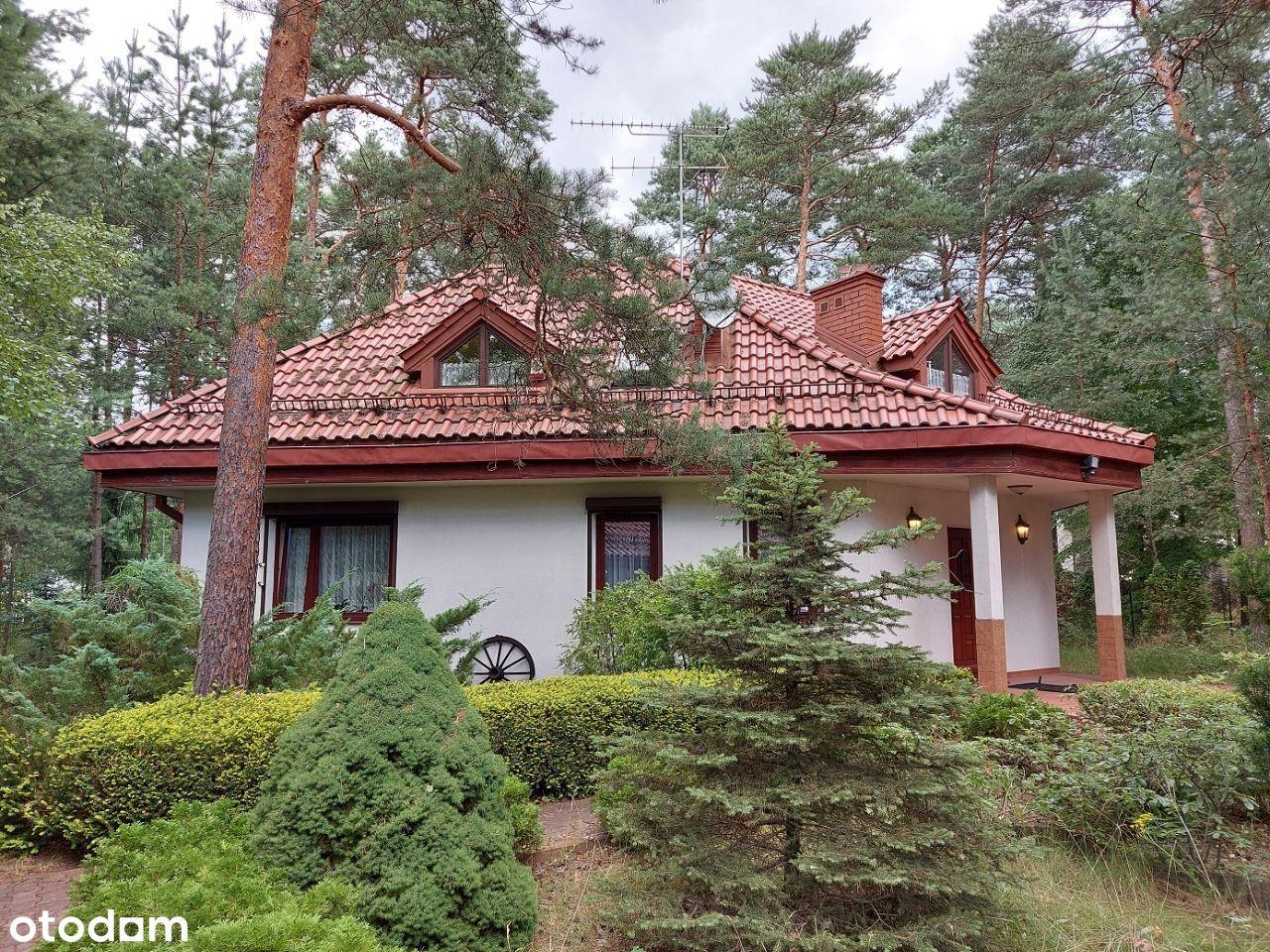 parterowy dom z 2004r Żarki-Letnisko
