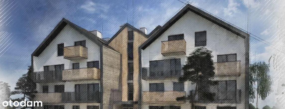 Nowe mieszkanie 200m do wydmy, Aleja Połudn. M25