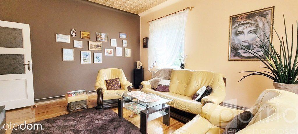 Piętro domu w spokojnej dzielnicy Szczecina