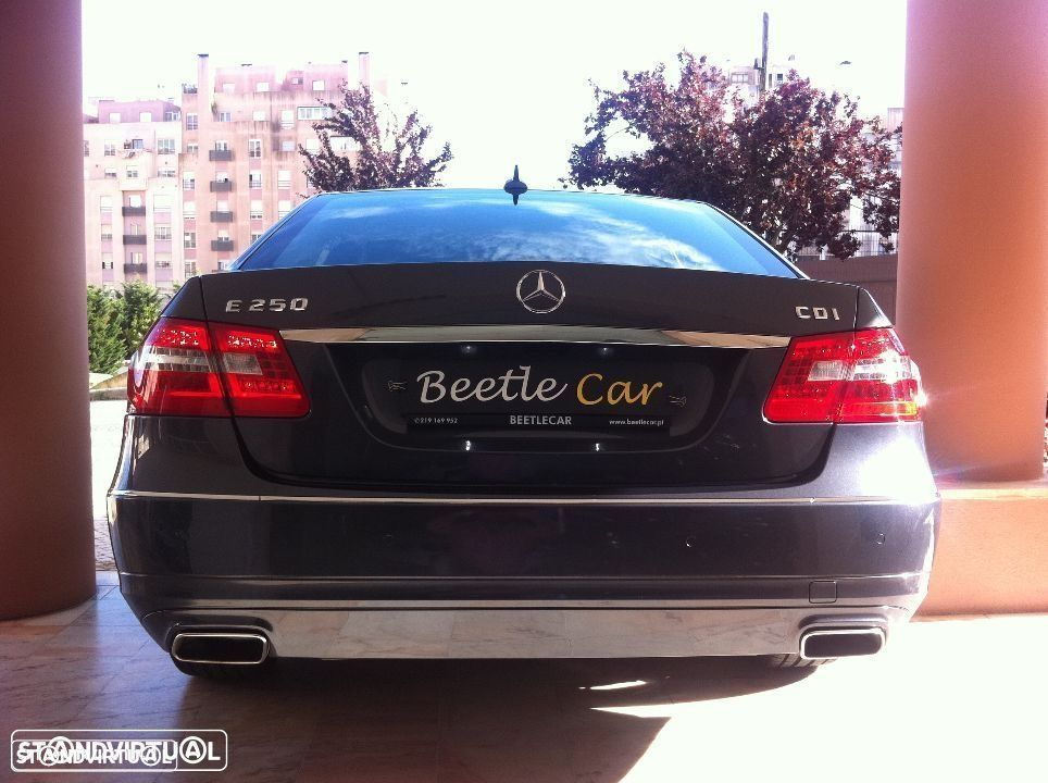 Mercedes-Benz E 250 CDi Avantgarde BE Auto. - 10