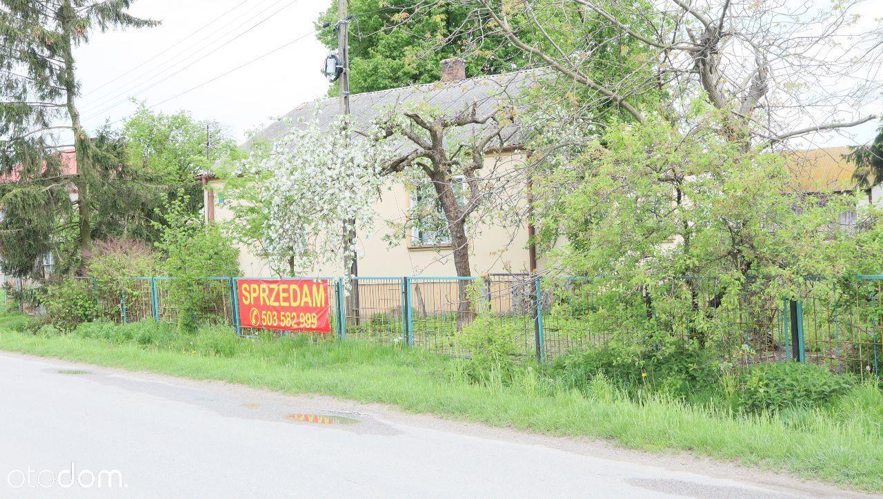 Dom w Marcinowie na 70 arowej działce