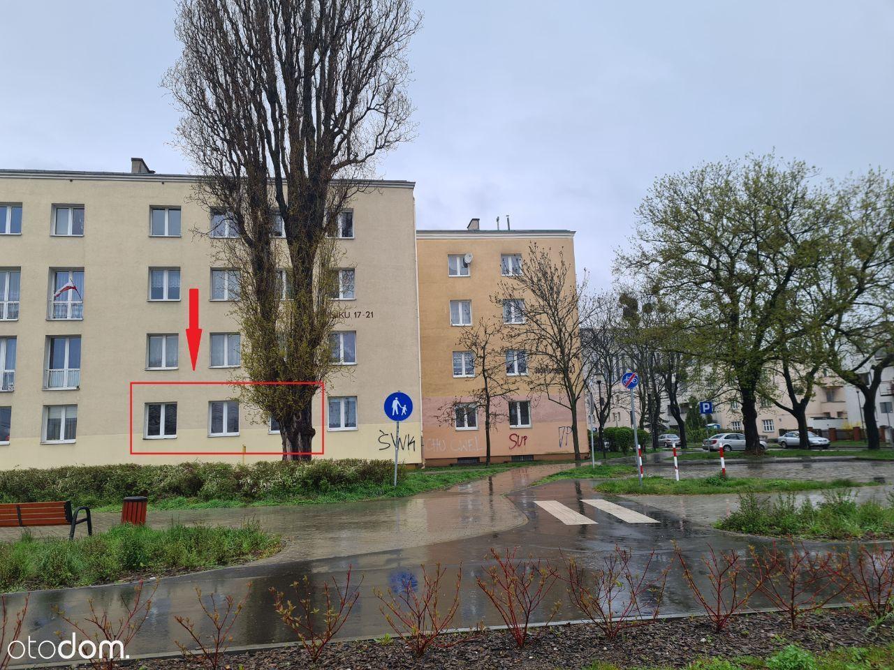 dwupokojowe Przy Kaszowniku, 36 m2, bezpośrednio