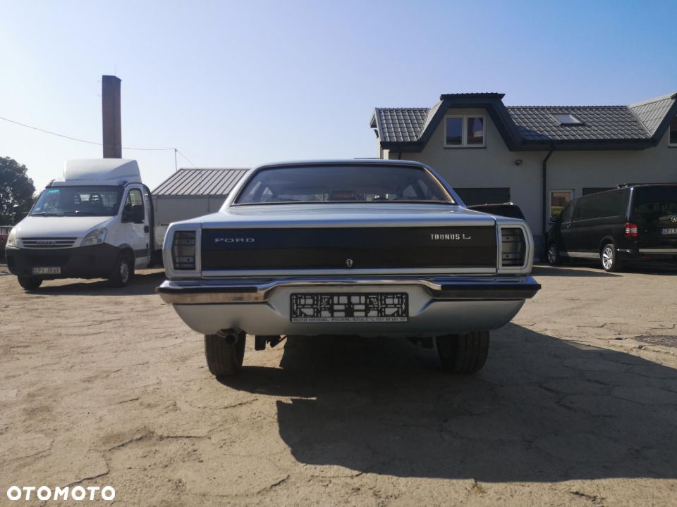 Ford Taunus 1600L coupe - 5