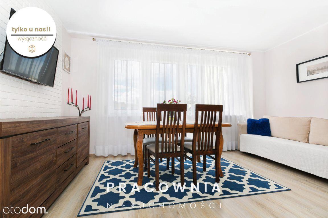 Ładne mieszkanie 3-pokojowe z balkonem w Fordonie