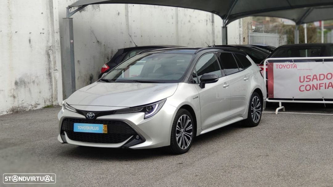 Toyota Corolla Touring Sports 1.8 Hybrid Square Collection - 1