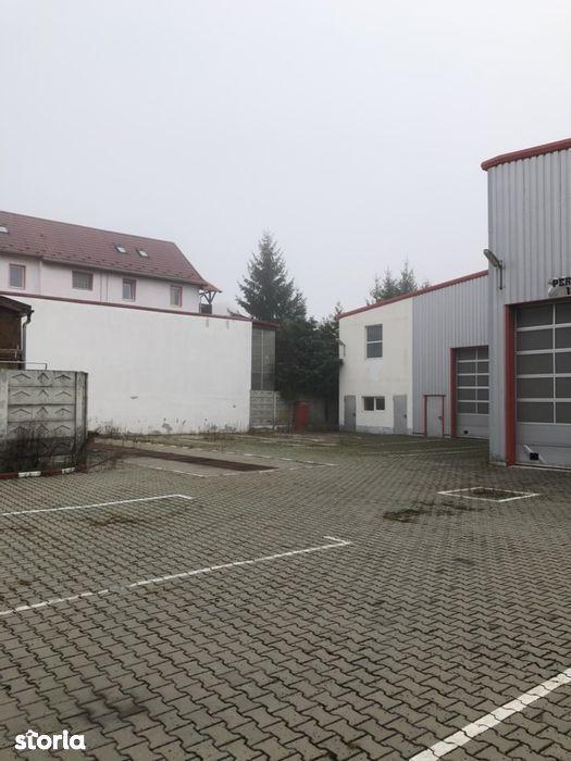 Spatiu industrial 3200 mp I Sibiu