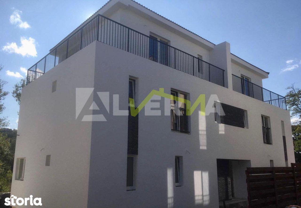 Duplex 165mp + gradina, dormitoare matrimoniale, zona Dambul Rotund