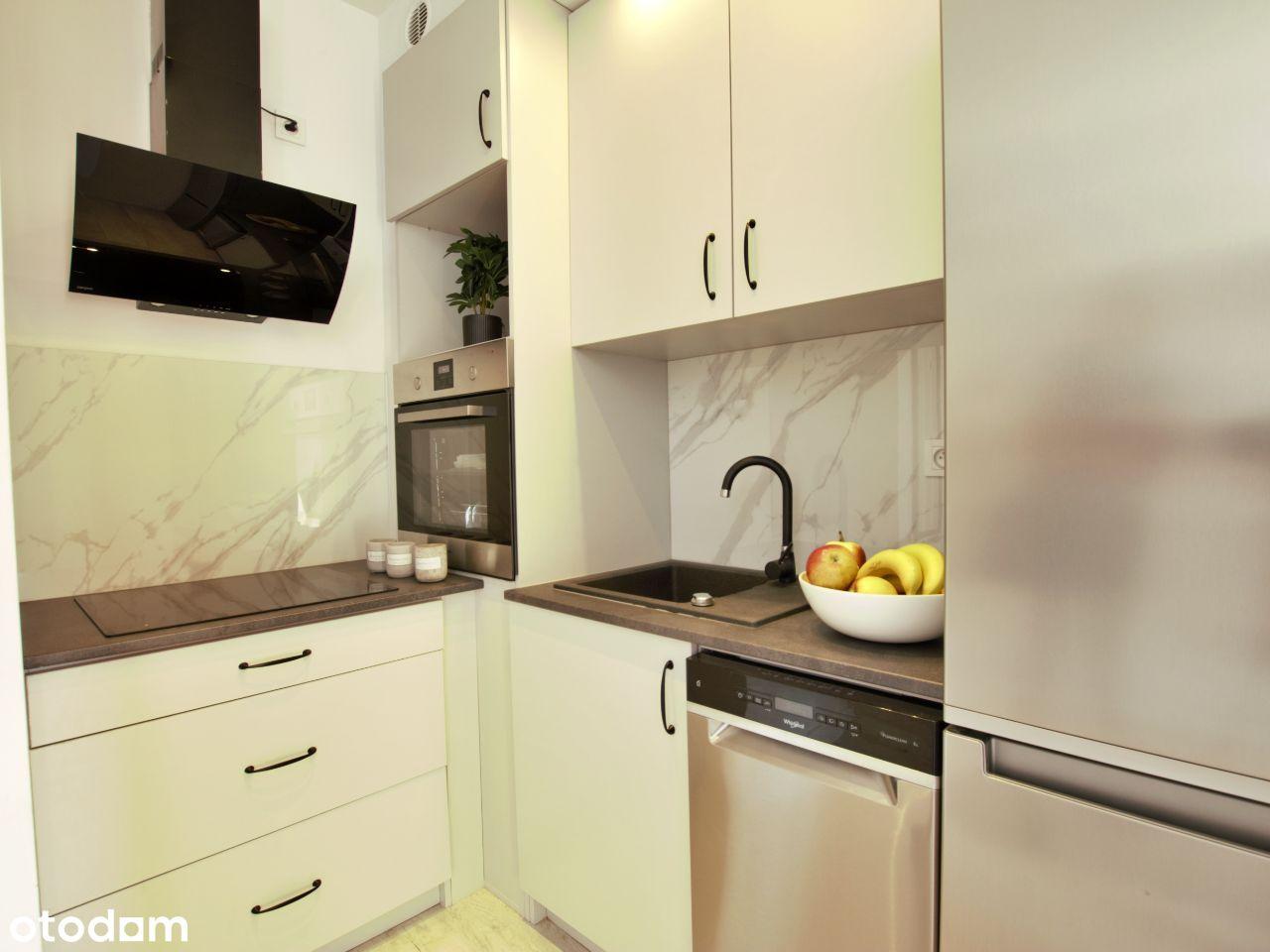 Nowe, 2 pokojowe mieszkanie 35 m2, Poznań