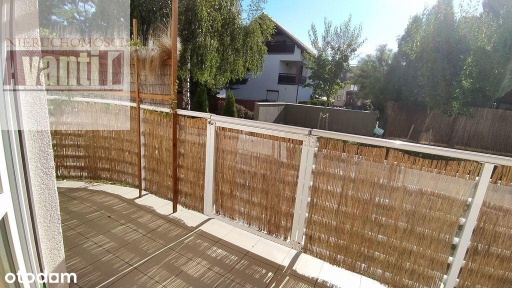 Mieszkanie 2 pok z ogrodkiem