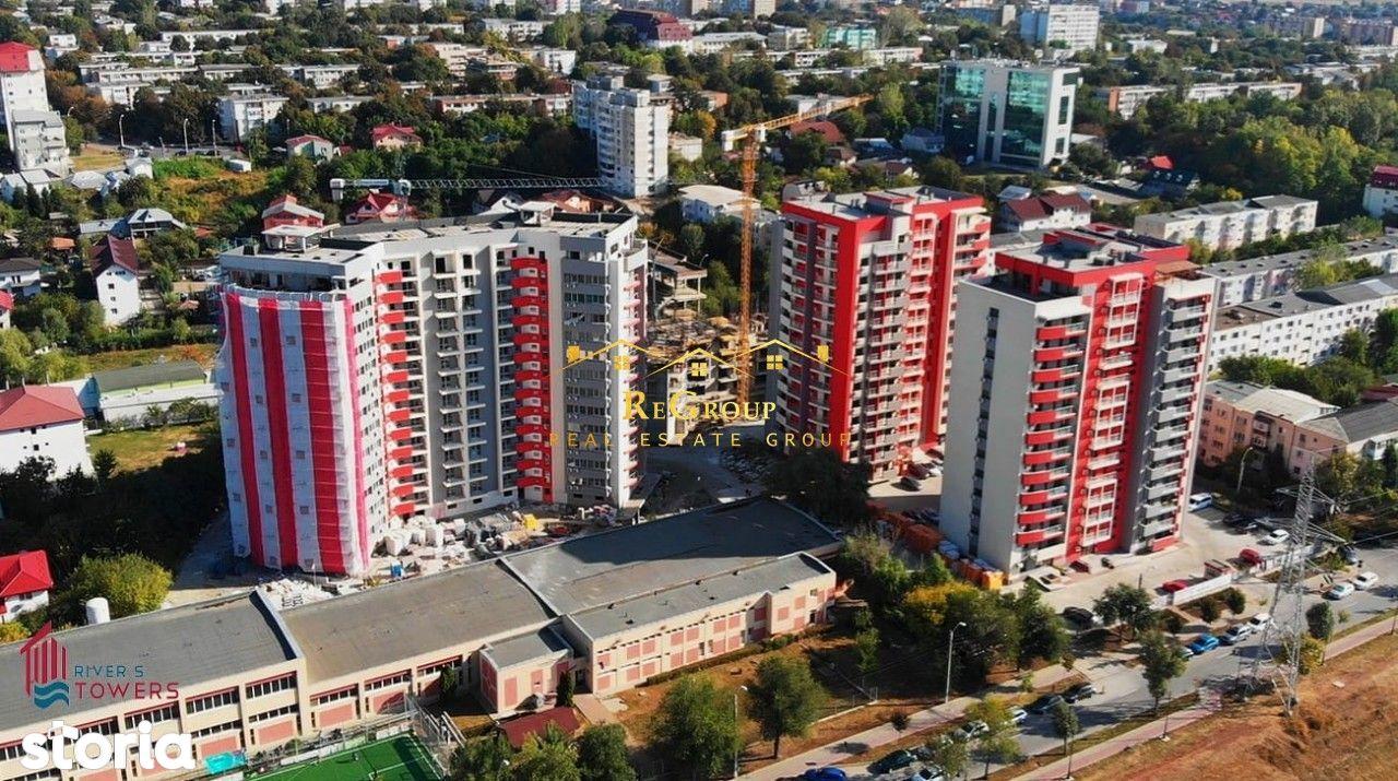 Vanzare apartament 2 camere Tudor Vladimirescu/Iulius Mall