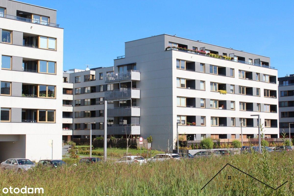2 pokoje, Kraków Ruczaj, 44m2, ogródek