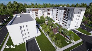 Apartament nou de 2 camere, zona Nord
