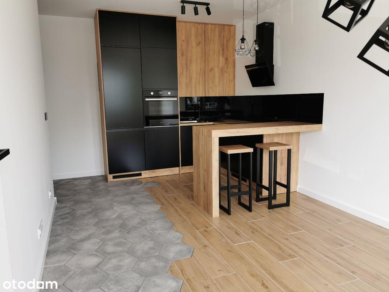 Wykończone dwupokojowe mieszkanie wysoki standard!