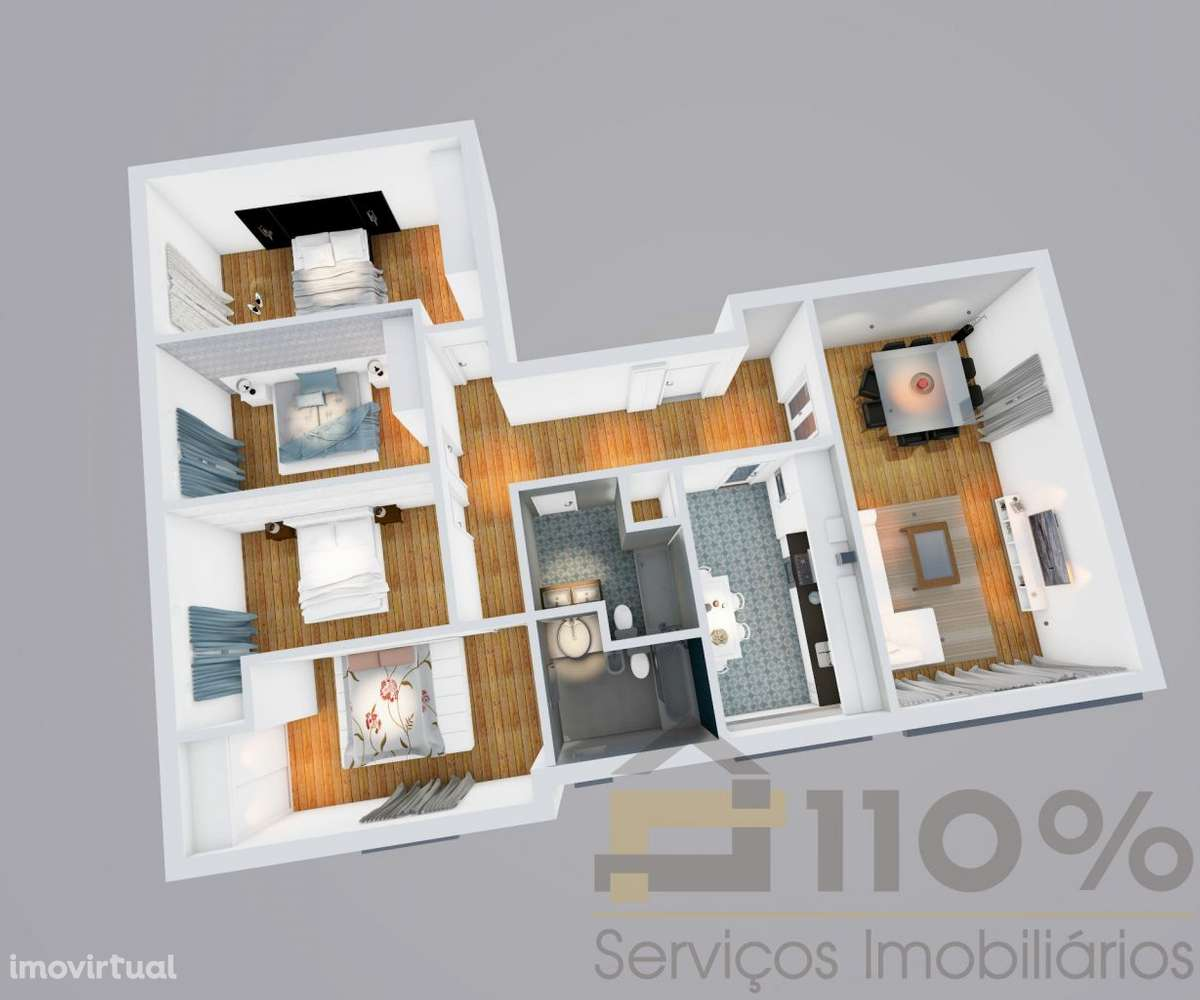 Apartamento para comprar, Barcarena, Lisboa - Foto 28