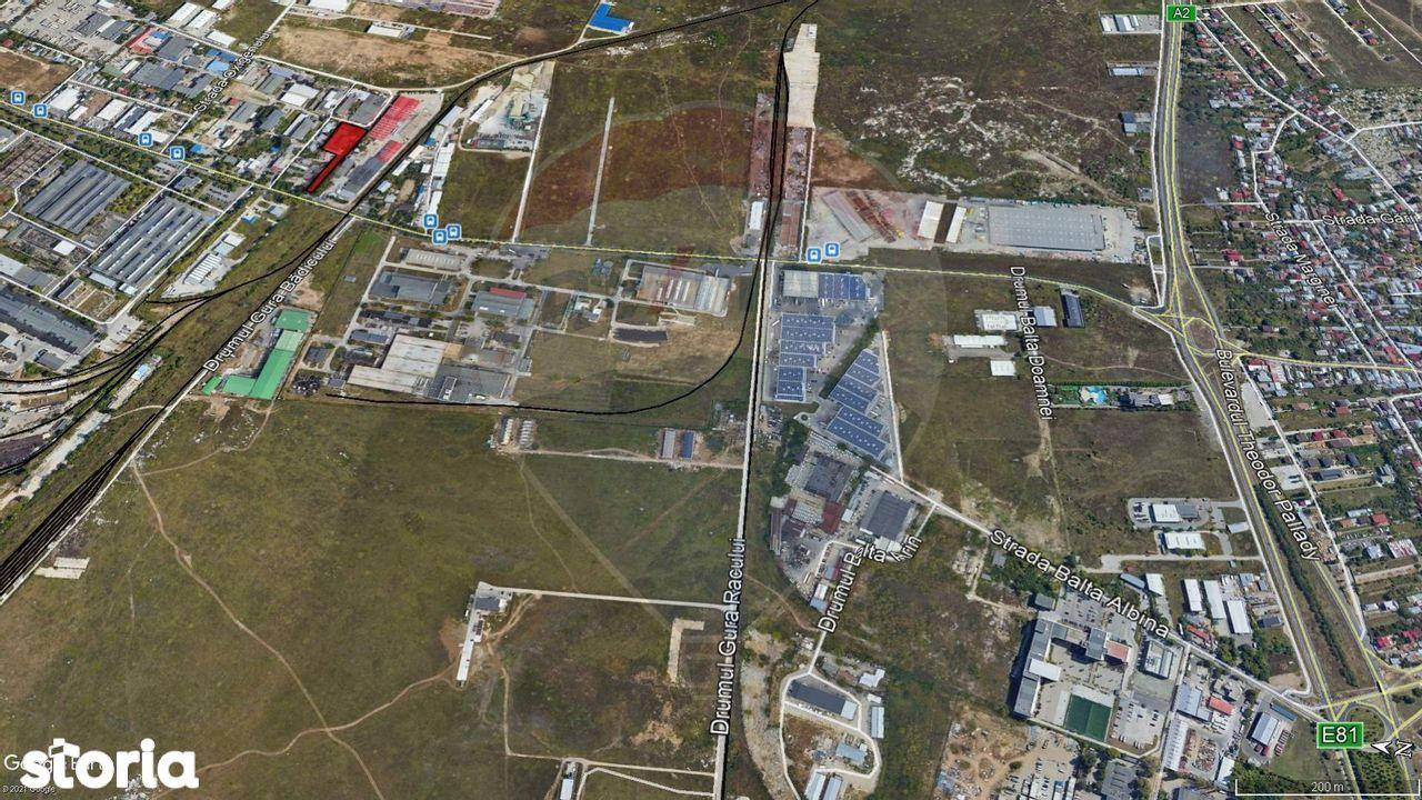 Spațiu industrial - Fabrica de  productie carburi metalice sinterizate