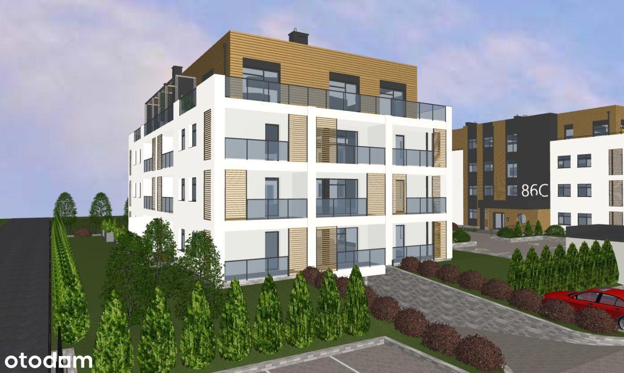Na sprzedaż mieszkanie Łubowo 67,31m2
