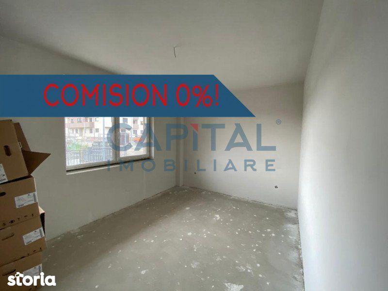 0% Comision! Vanzare apartament 2 camere semidecomandat Floresti