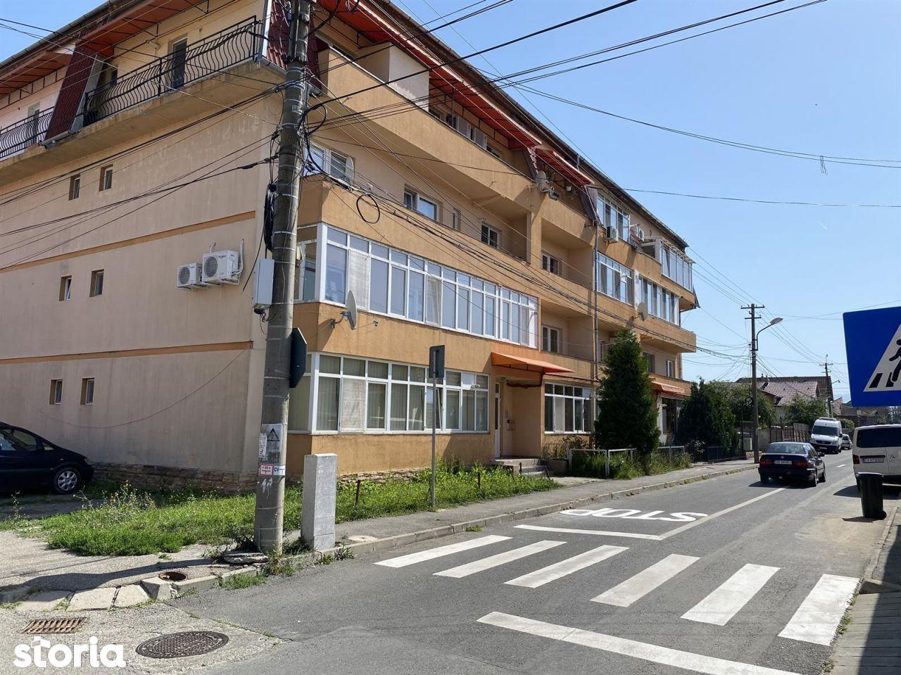 apartament nou 2 camere spatios calea poplacii parter