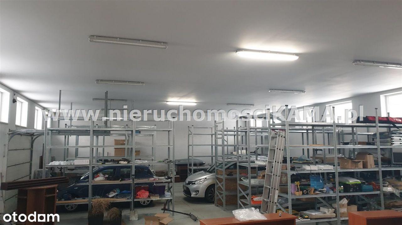 Hala/Magazyn, 227 m², Kozy
