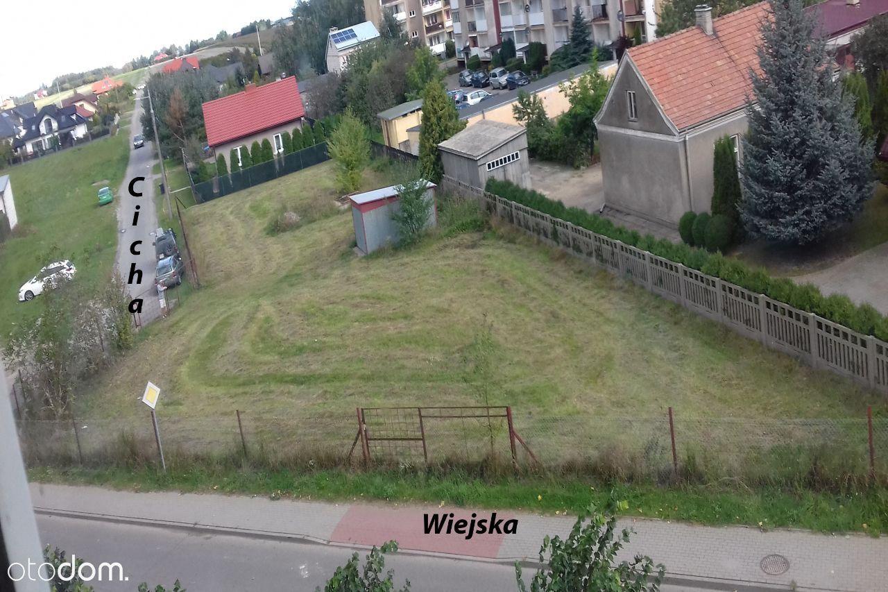 Działka usługowa / inwestycyjna 1444m2 Płońsk