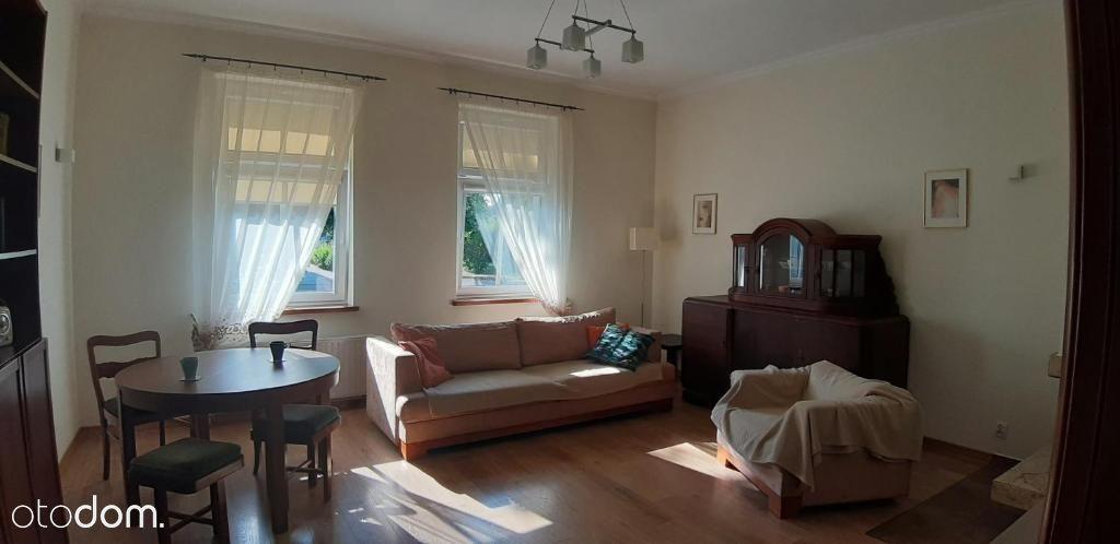 Mieszkanie Gdańsk Oliwa, 4-pokojowe z ogródkiem