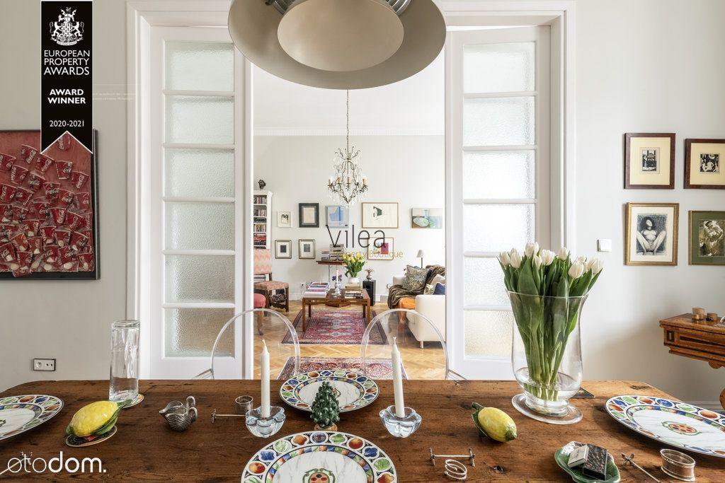 Piękny i Stylowy Apartament na Mokotowskiej