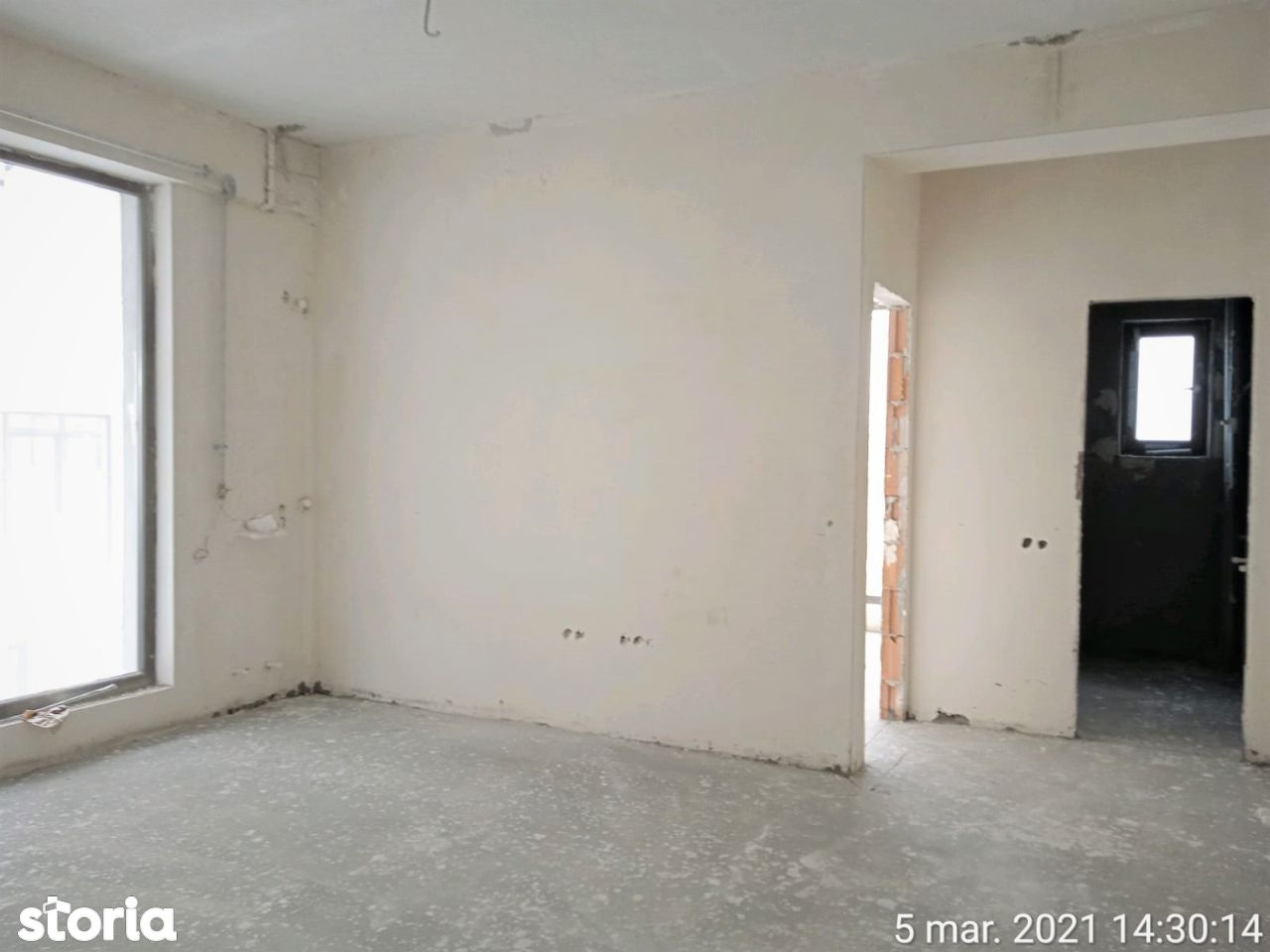 Apartament la parter inalt cu 2 camere, Azure Residence Sibiu