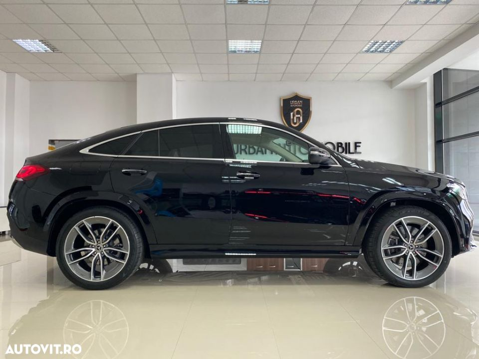 Mercedes-Benz GLE Coupe 400 - 35