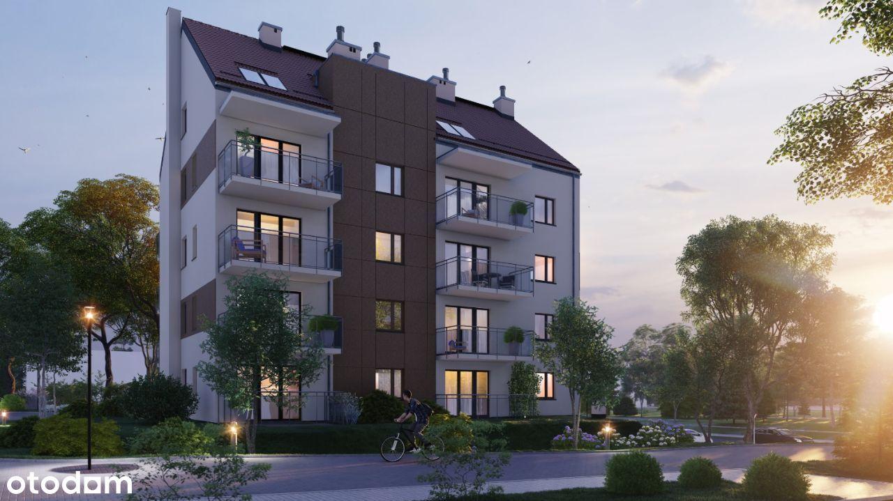 Mieszkanie w Inwestycji Villa Gardenia M3