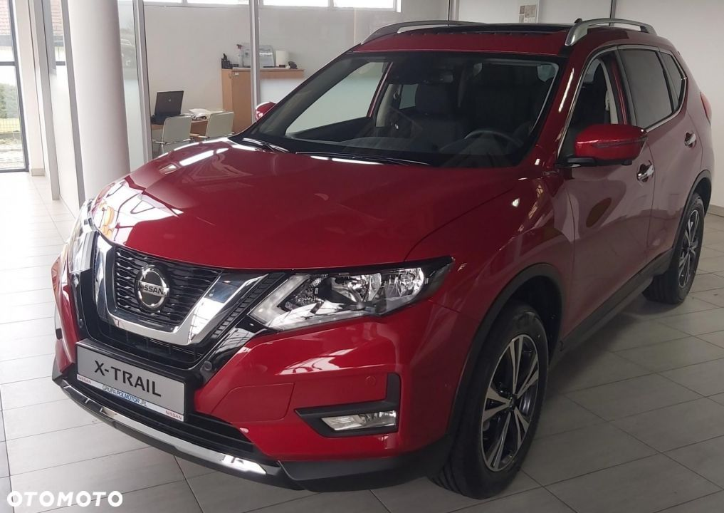 Nissan X-Trail N-CONNECTA 1.3 DIG-T 160 + panoramiczny szyberdach - 2