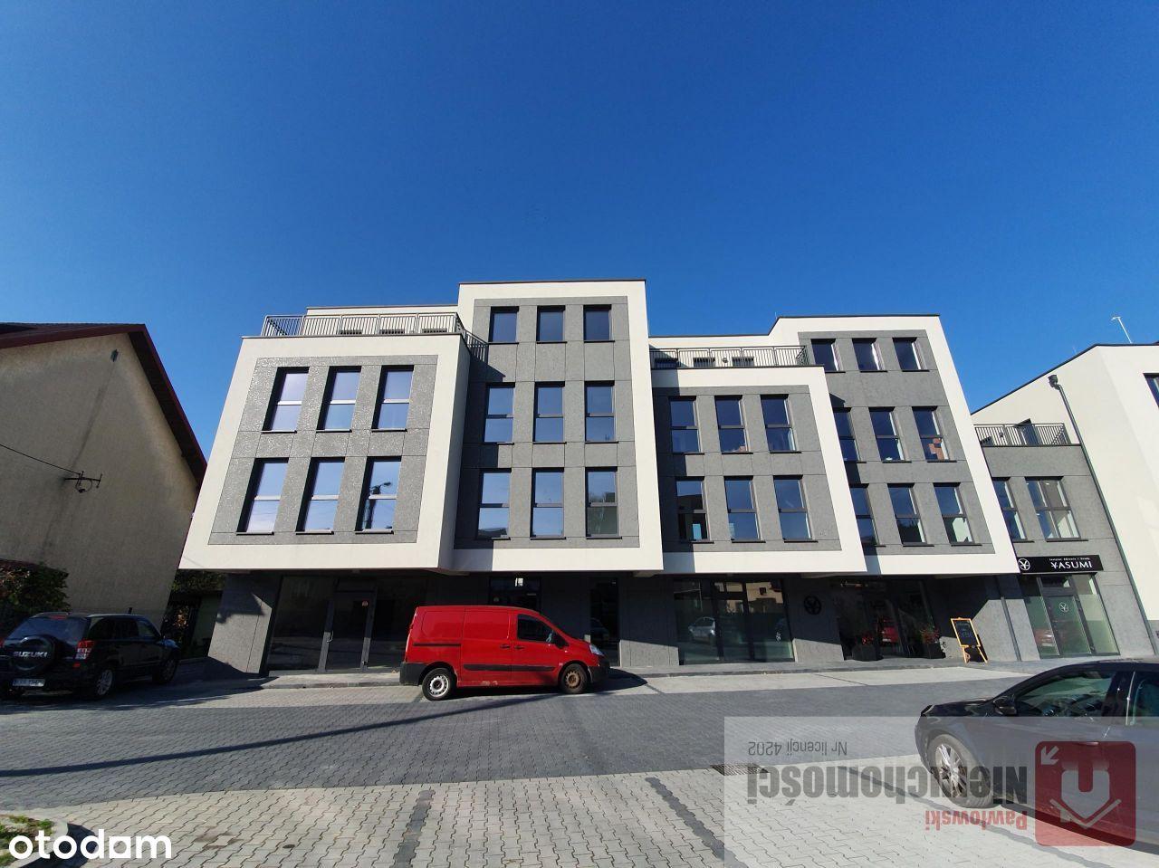 Nowe lokale usługowe - Korabnicka