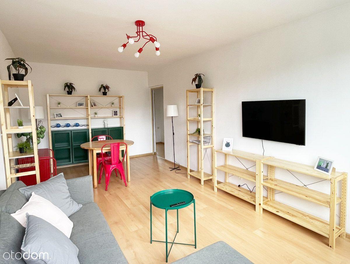 M3 mieszkanie po remoncie, 0% prowiz, nowe RTV/AGD