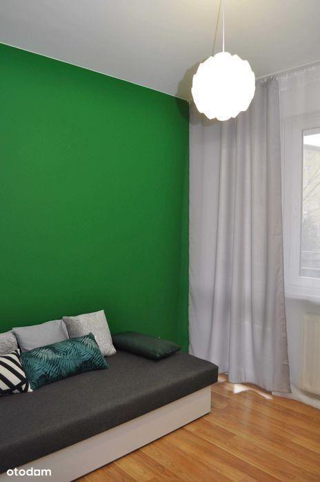 Mieszkanie inwestycyjne - wynajęte 5 pokoi