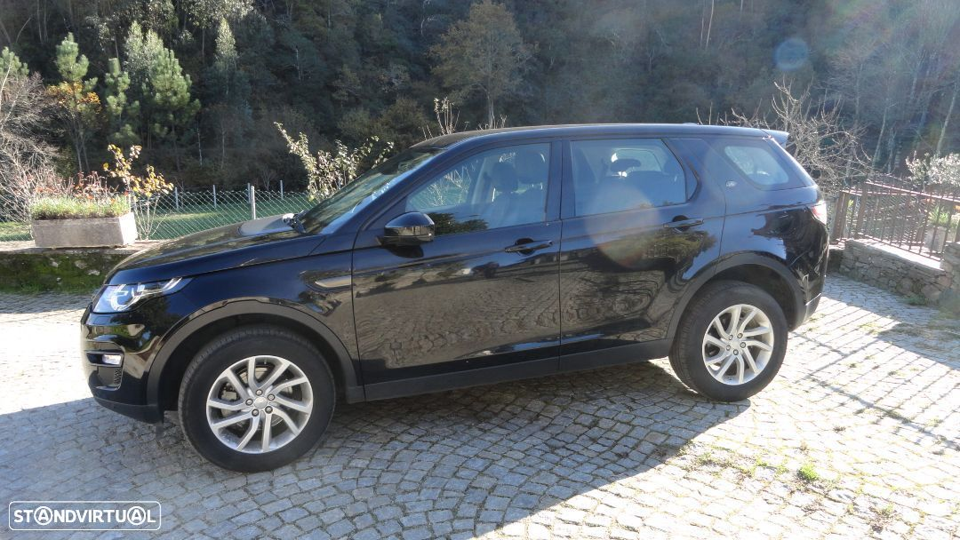 Land Rover Discovery Sport 2.2 Td4 SE 7L - 1