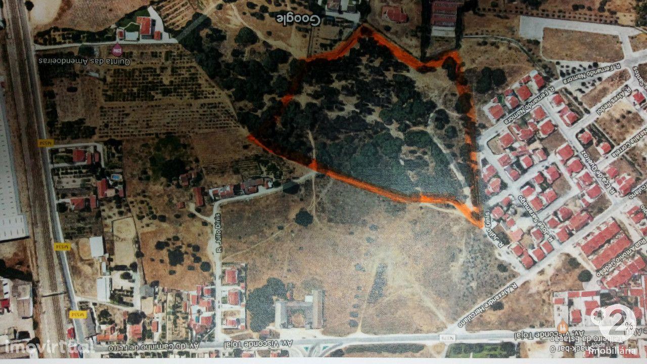 Terreno com 36000 m2 Aires - Palmela