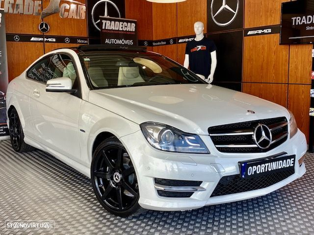 Mercedes-Benz C 250 CDi BE Aut. - 3