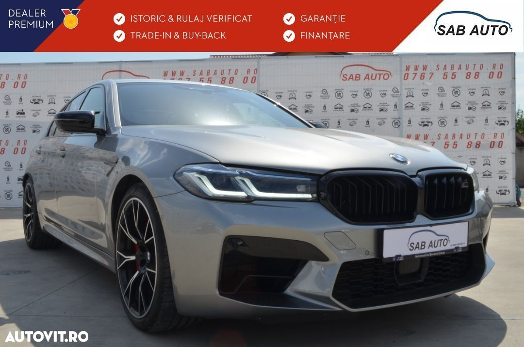 BMW M5 Competition - 3