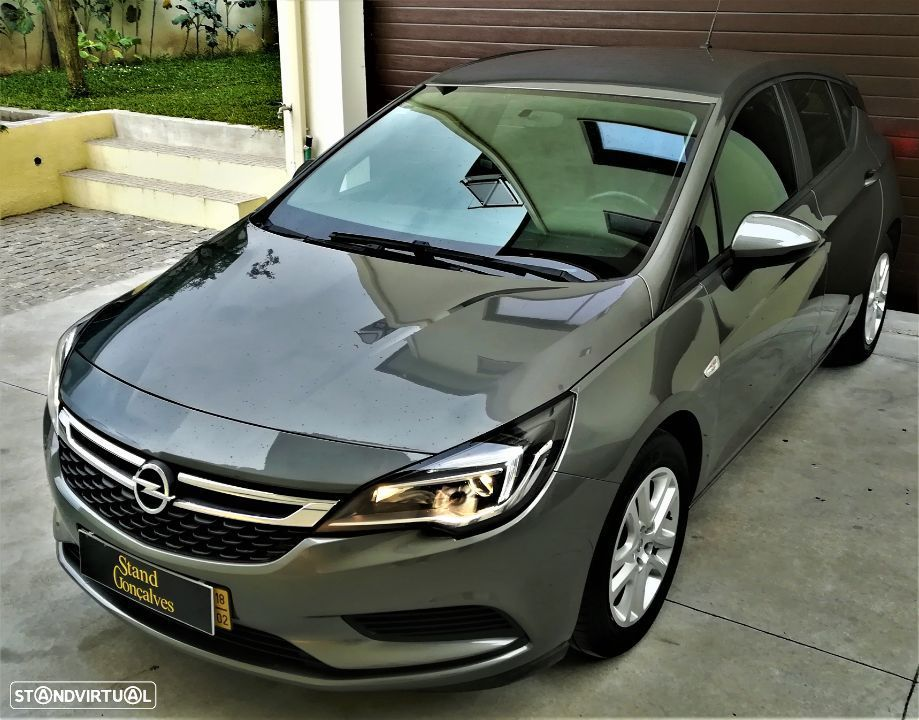 Opel Astra 1.0 Business Edition S/S - 1