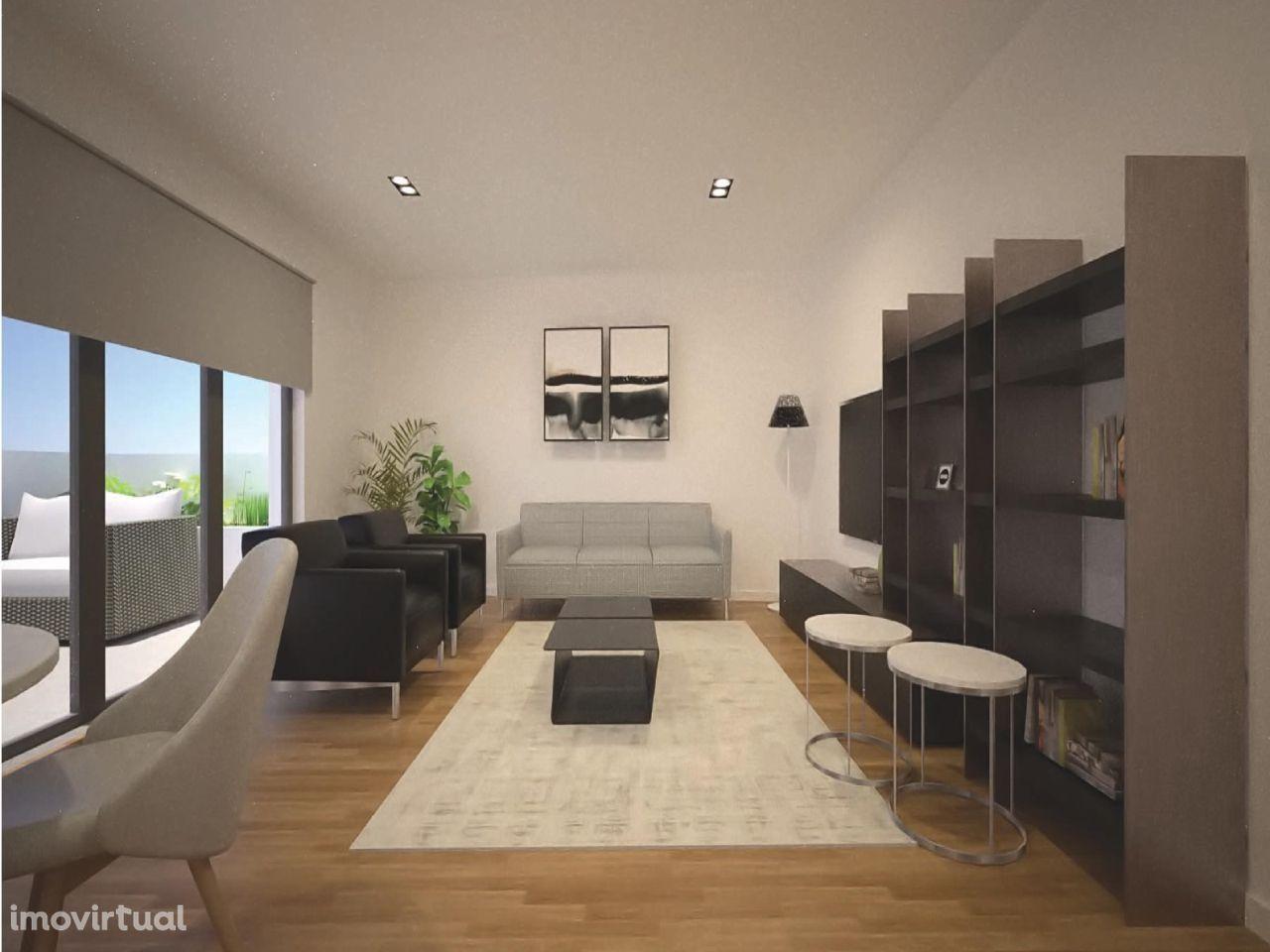 Apartamento T3 - recuado - Matosinhos