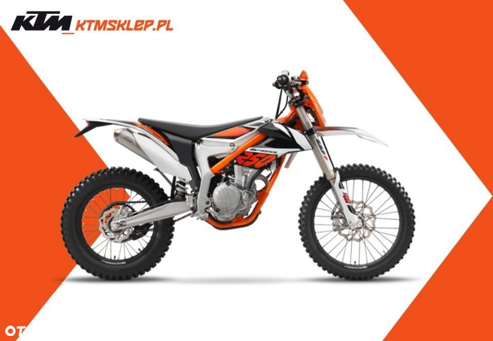 KTM  KTM FREERIDE 250 F model 2020 / KTMSKLEP / Dealer nr 1 - 1