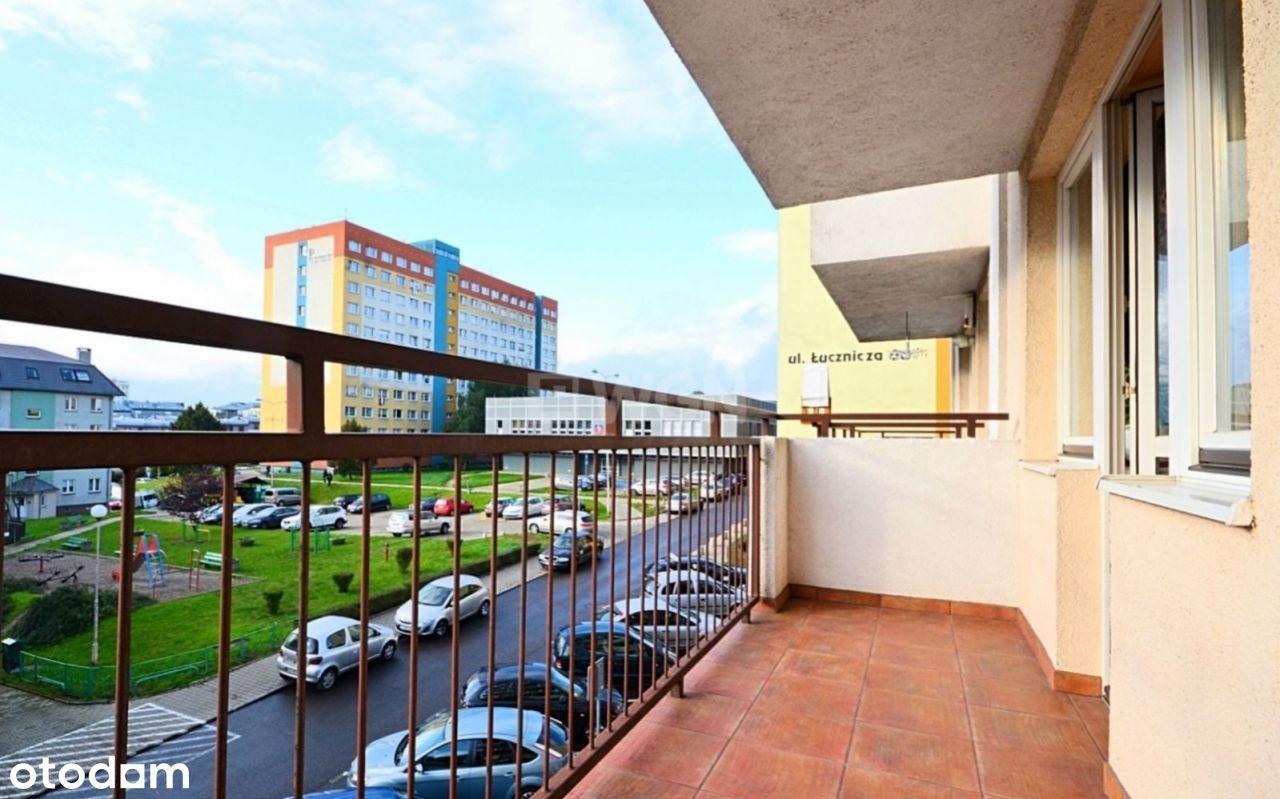 Mieszkanie, 89 m², Szczecin