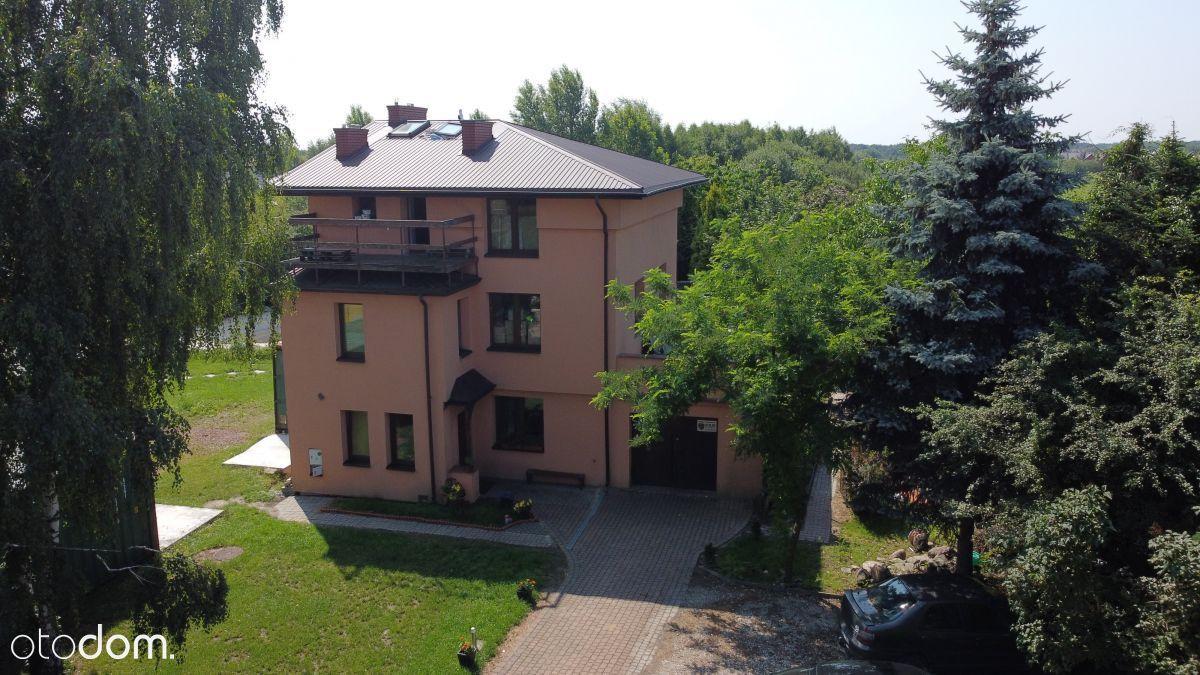 Dom z działka inwestycyjną, Stara Iwiczna
