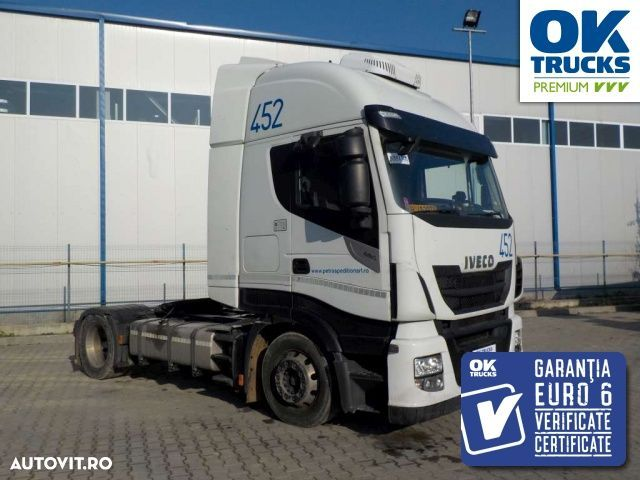 Iveco STRALIS AS440S46T/FP LT - 4