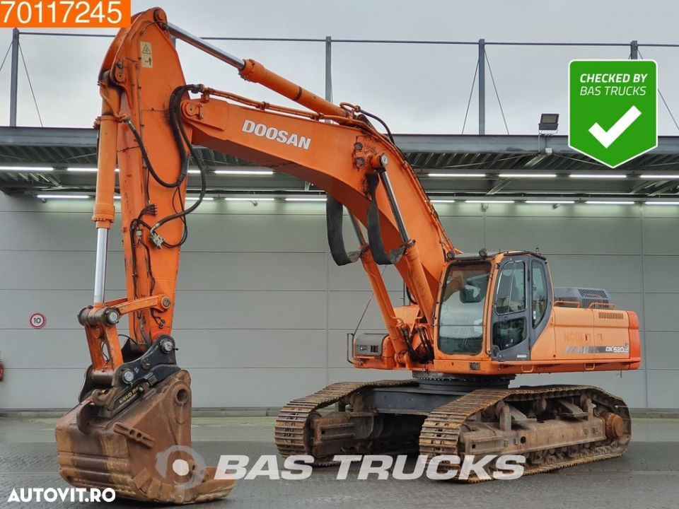 Doosan DX520 LC From first owner - 1