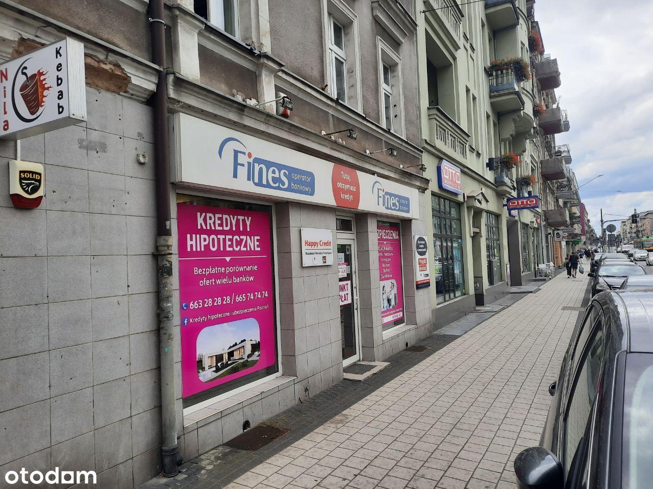 Lokal usługowy w atrakcyjnej lokalizacji (Łazarz)