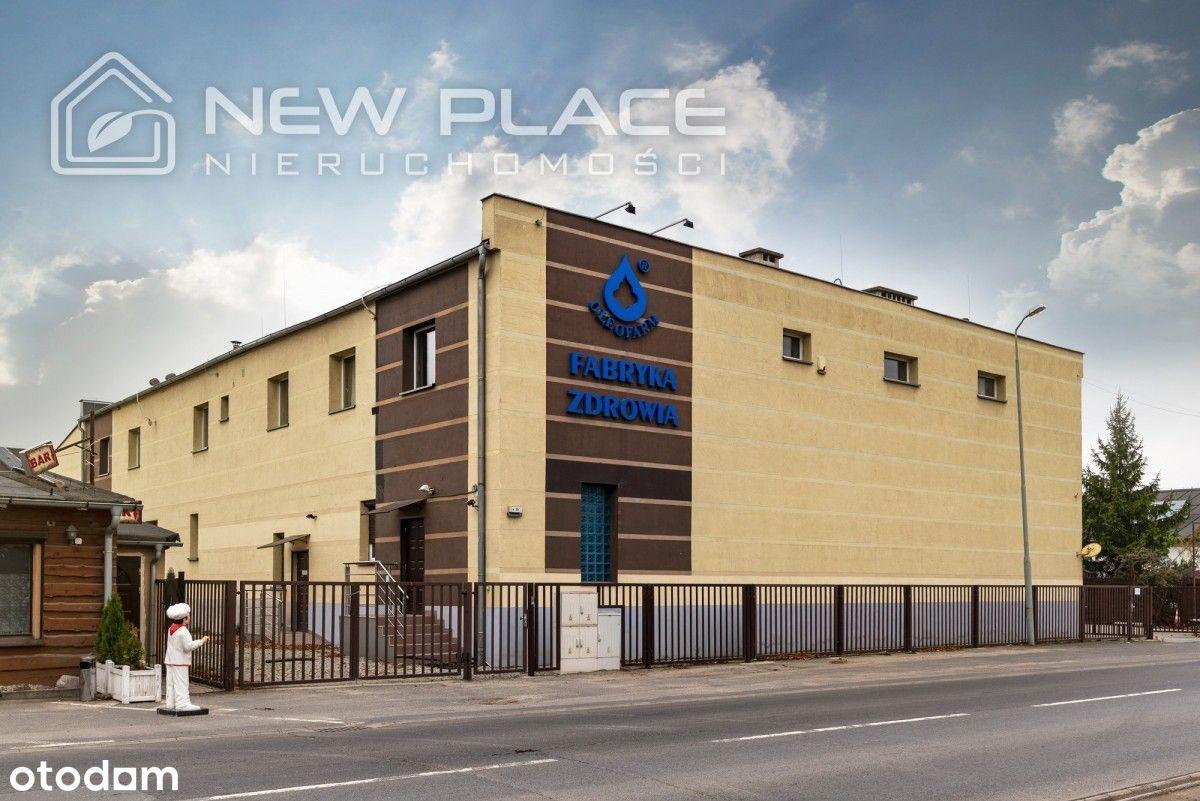 Budynek biurowo-produkcyjny 1270m2 - ok. Wrocław