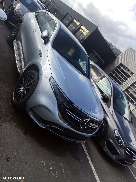 Mercedes-Benz EQC - 1